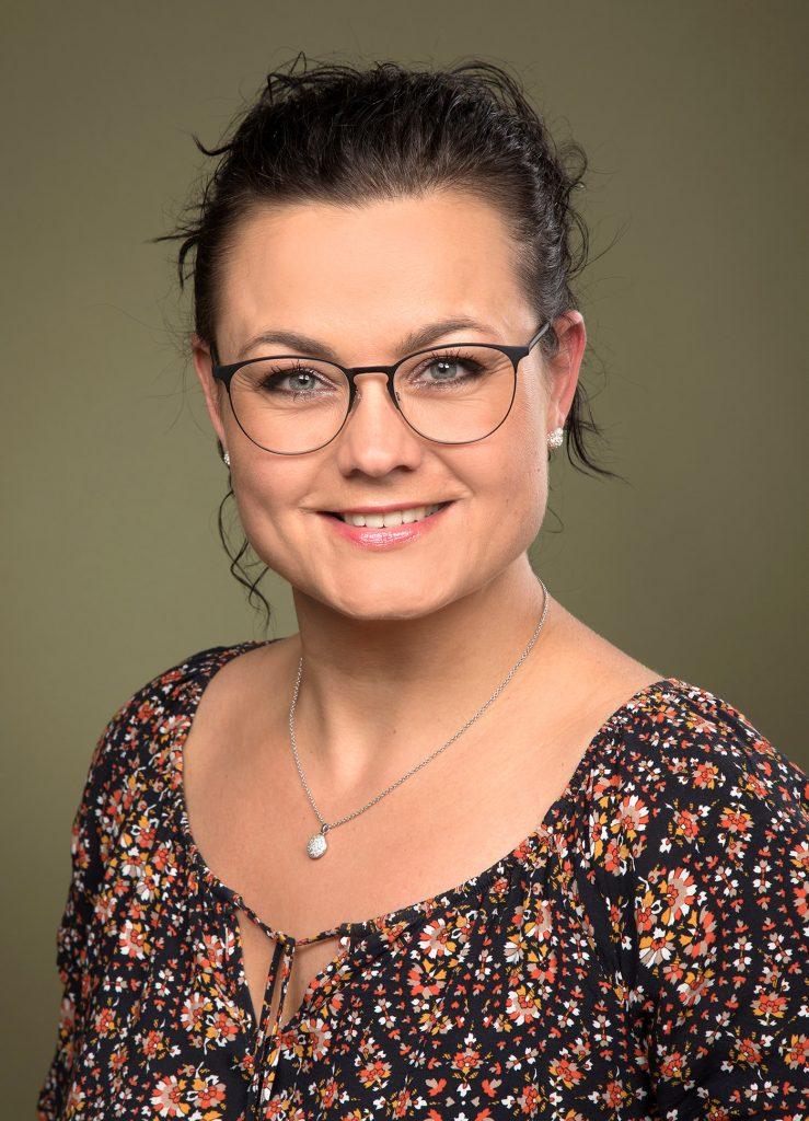 Augenoptikmeisterin Beatrice Steckel-Soetebeer