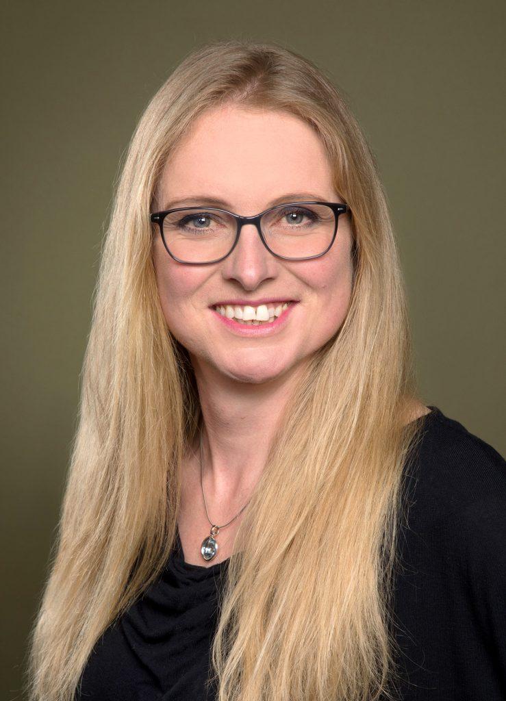 Augenoptikerin Vanessa Culemann